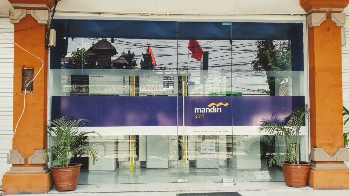 Mandiri Bank ATMs - Bali Holiday Secrets