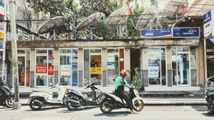 ATMs beside Made's Warung - Bali Holiday Secrets