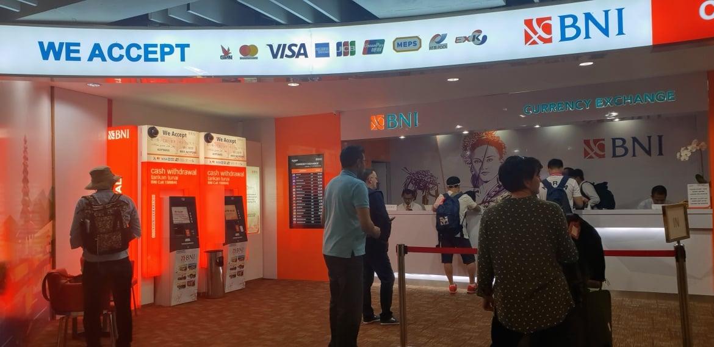ATM's at Bali Airport - Bali Holiday Secrets