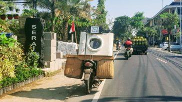 Mobile Laundry - Bali Holiday Secrets