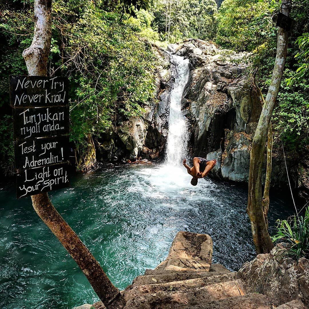 21 Best Waterfalls In Bali With Guide Map