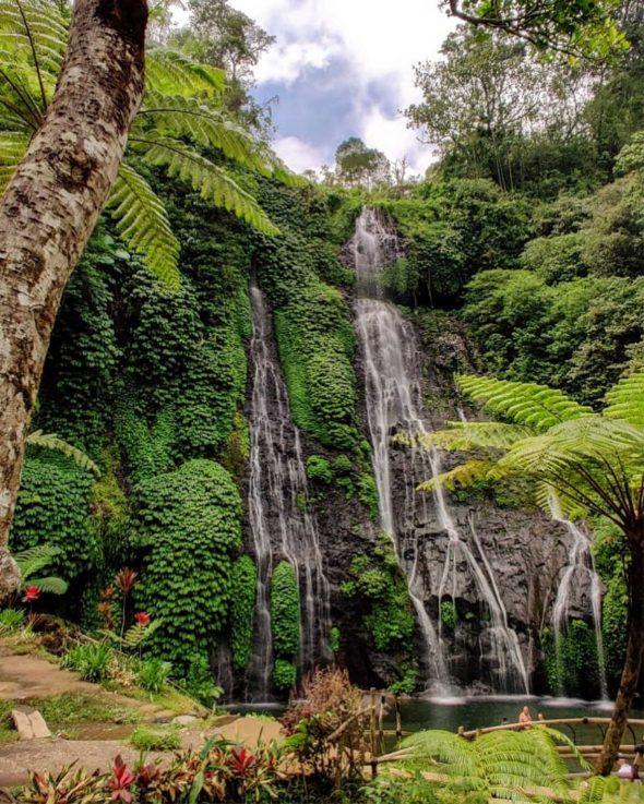 Banyumala Waterfall - Bali Holiday Secrets