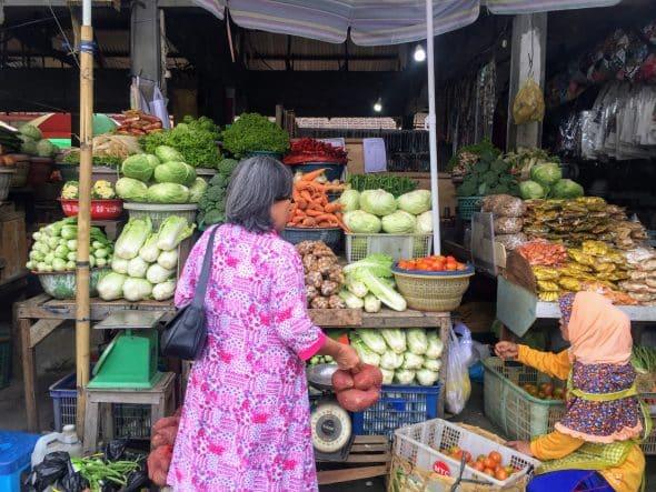 Bedugul Markets - Bali Holiday Secrets