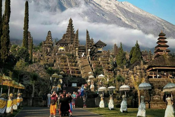 Besakih Temple - Best Tourist Attractions in Bali