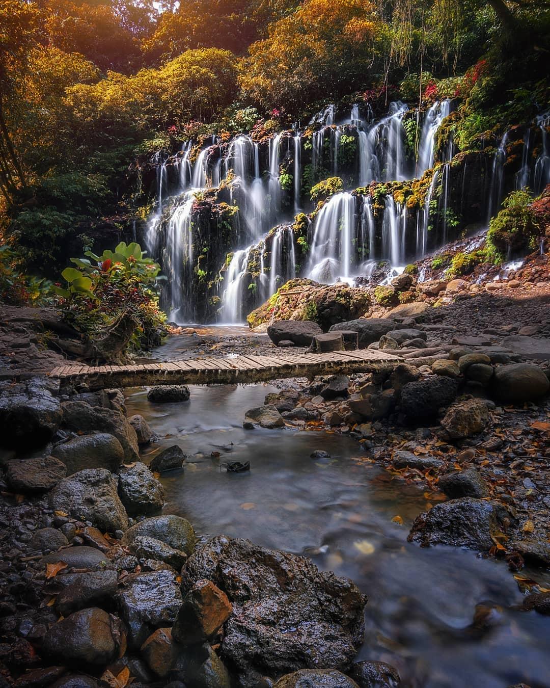 Bhuana Sari Waterfall - Bali Holiday Secrets