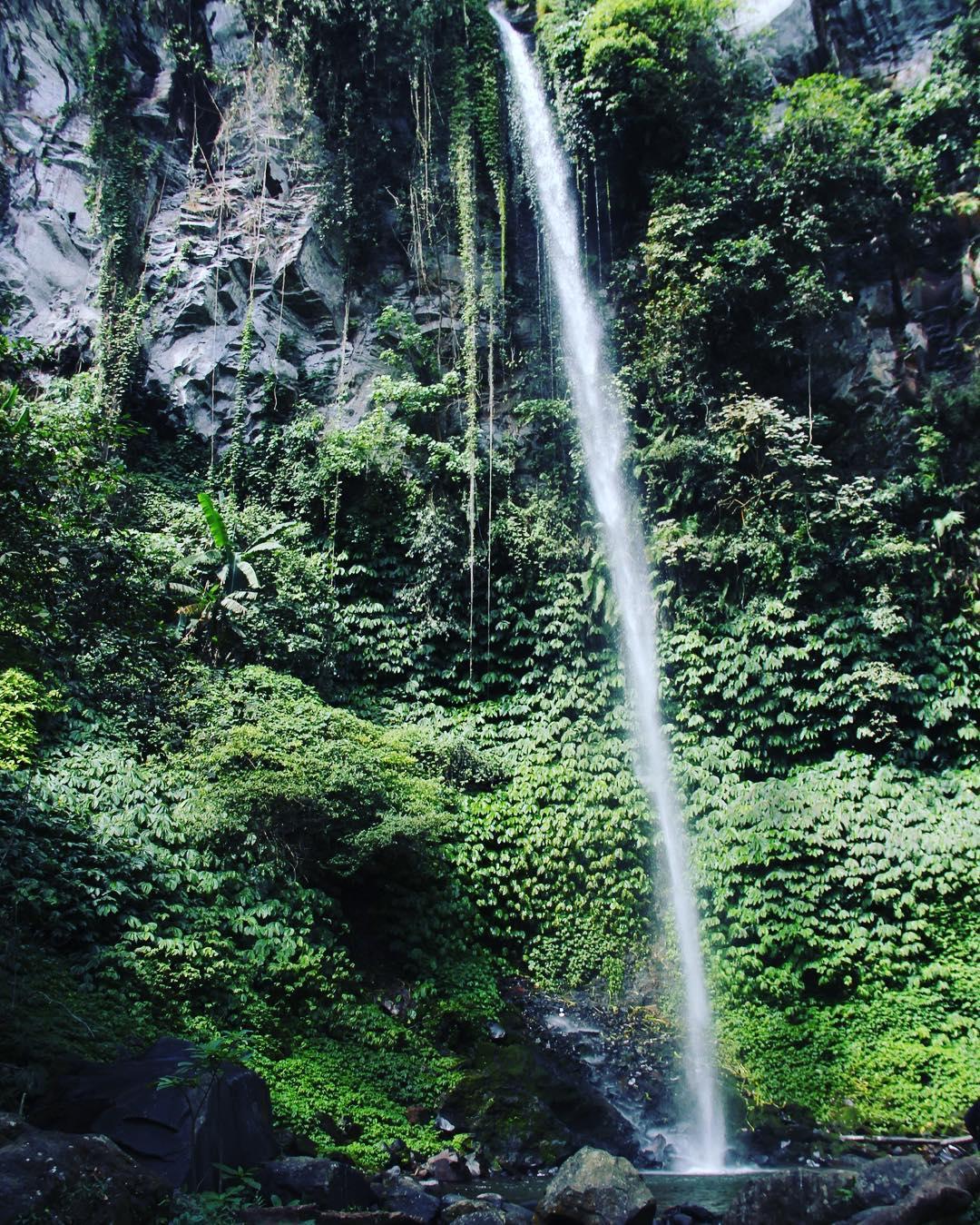 Blemantung Waterfall - Bali Holiday Secrets