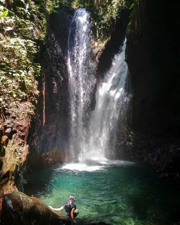 Campuhan Waterfall - Bali Holiday Secrets