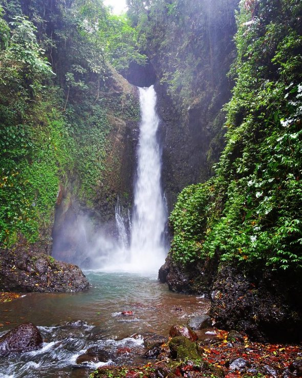 Colek Pamor Waterfall - Bali Holiday Secrets