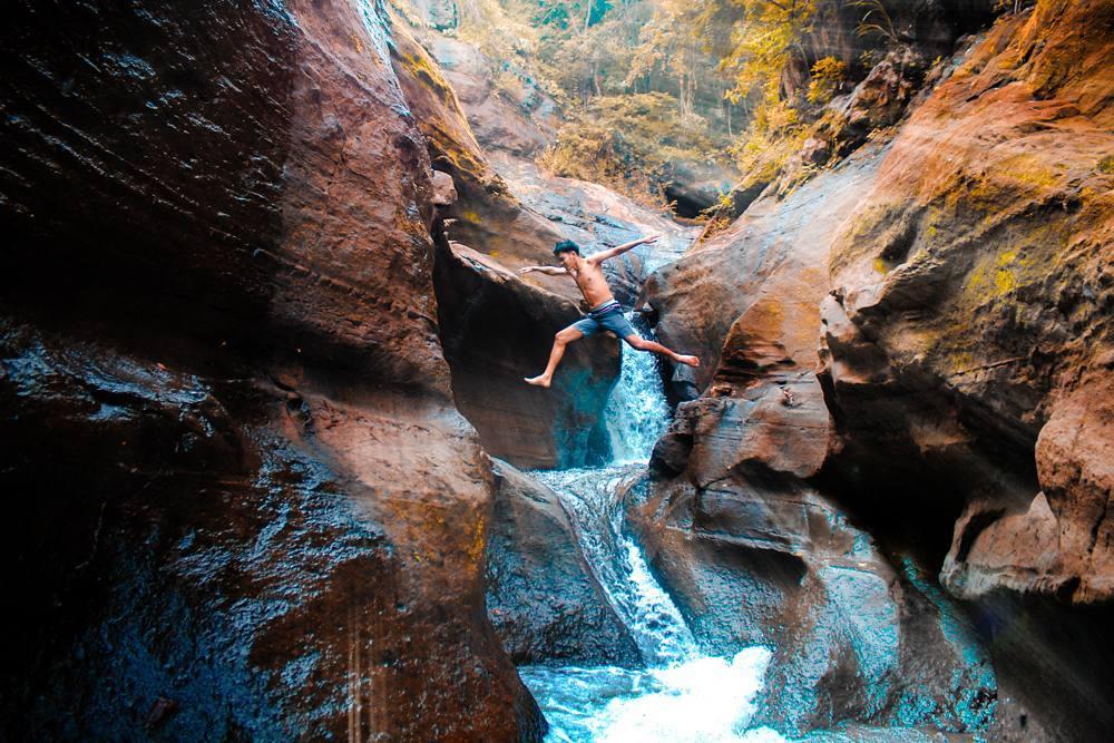 Desa Musi Waterfall - Bali Holiday Secrets