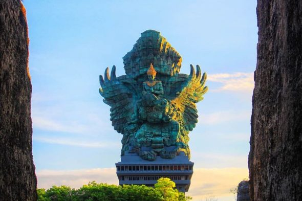Garuda Wisna Kencana Cultural Park - Best Tourist Attractions in Bali