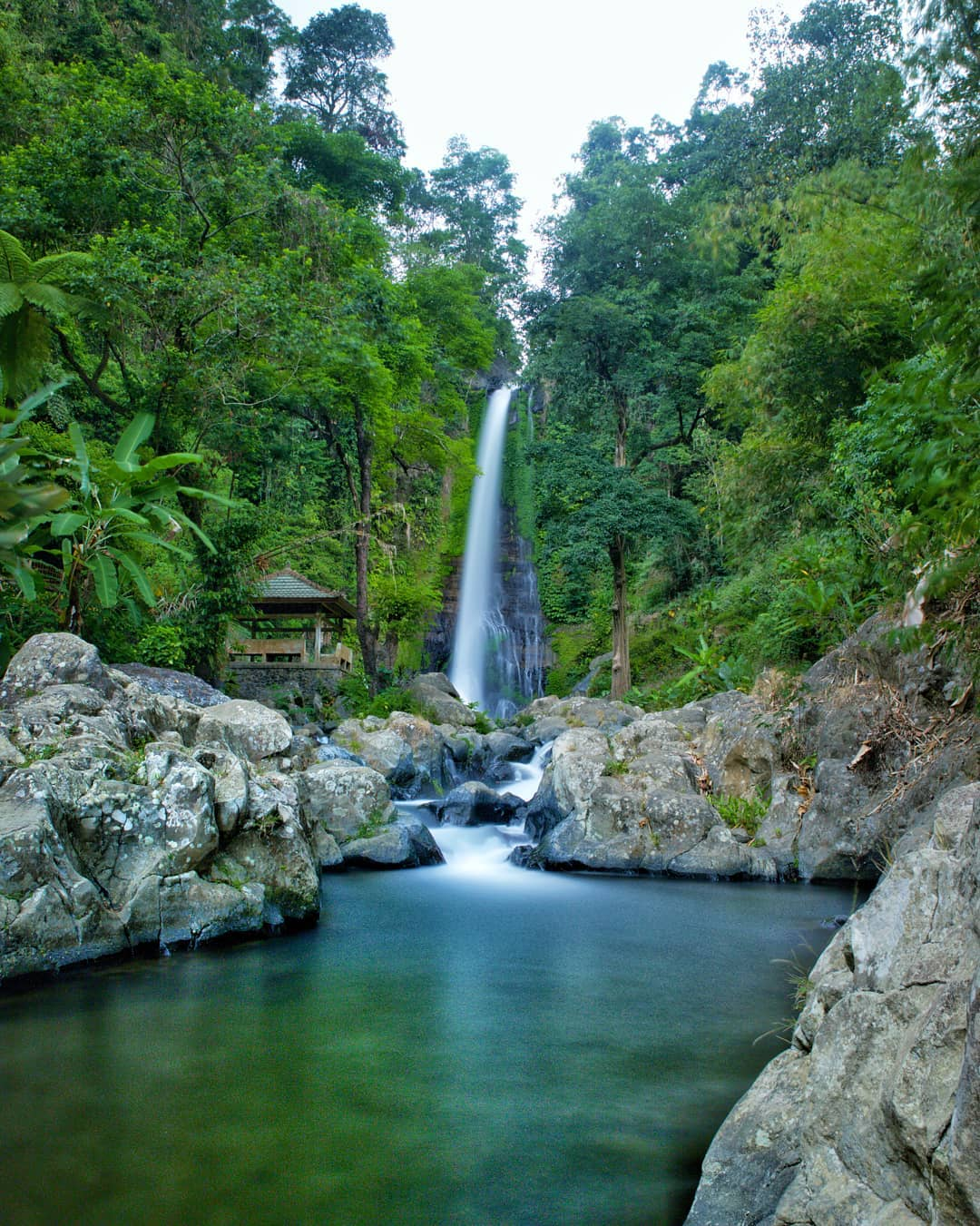 Gitgit Waterfall - Bali Holiday Secrets