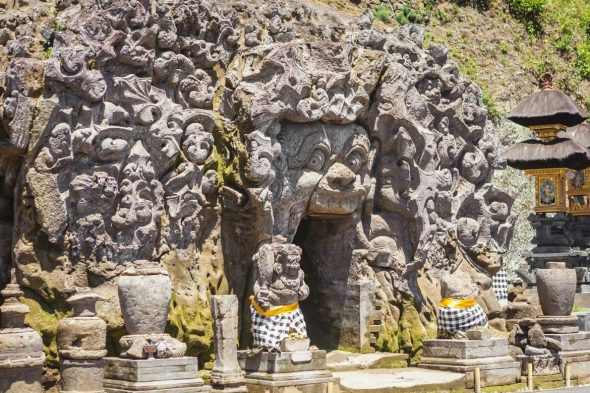 Goa Gajah - Best Tourist Attractions in Bali