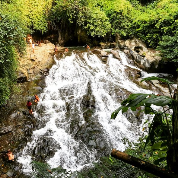 Goa Rang Reng Waterfall - Best Waterfalls in Bali