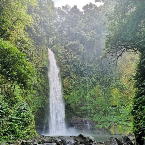 Nungnung Waterfall - Best Waterfalls in Bali