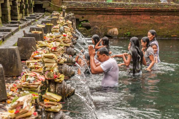 Pura Tirta Empul - Best Tourist Attractions in Bali