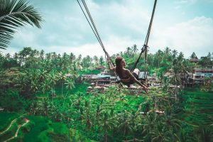 Tegalalang Swing - Bali Holiday Secrets