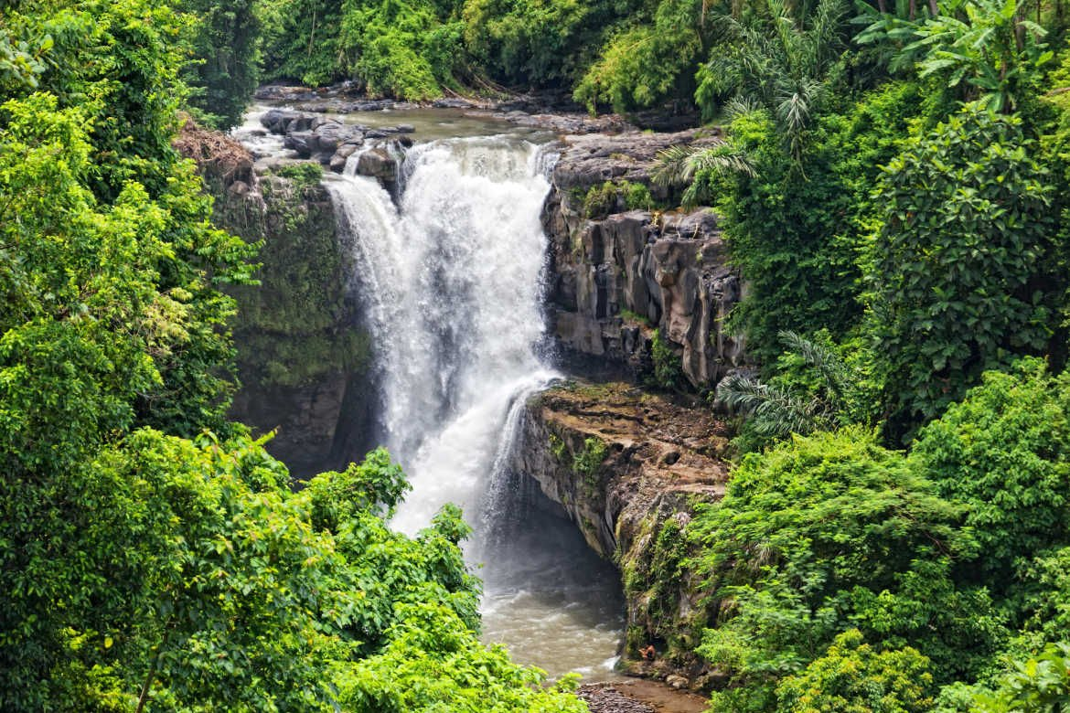 Tegenungan Waterfall - Best Waterfalls in Bali. @baliholidaysecrets