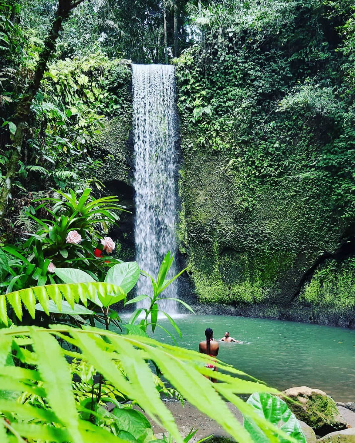 Tibumana Waterfall - Waterfalls Near Seminyak Tour