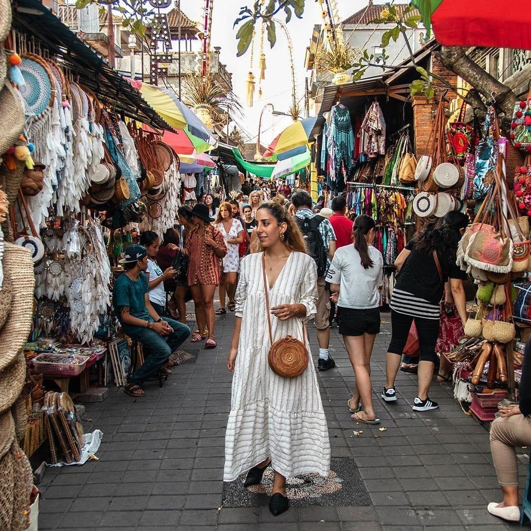 Ubud Art Markets - Bali Holiday Secrets