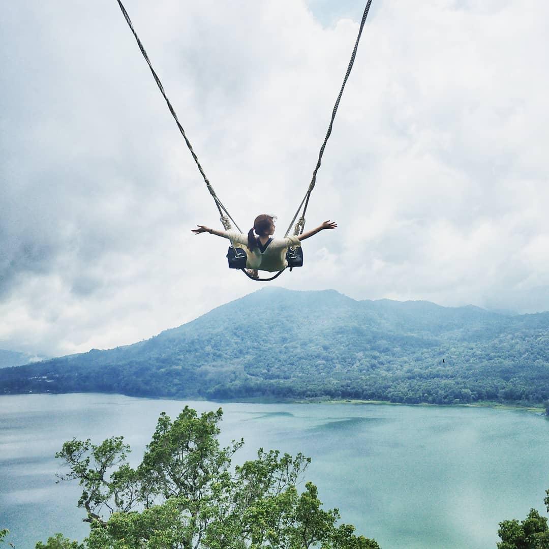 Wanagiri Hidden Hills Swings - Bali Holiday Secrets