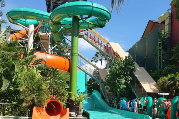Waterbom Bali - Best Tourist Attractions in Bali