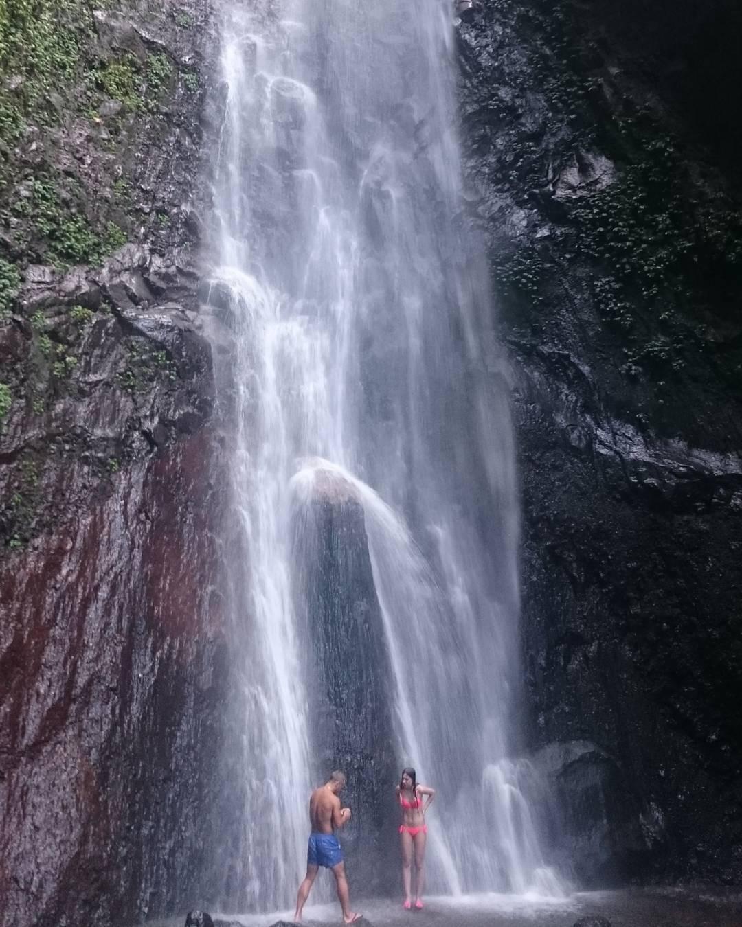 Yeh Mampeh Waterfall - Bali Holiday Secrets