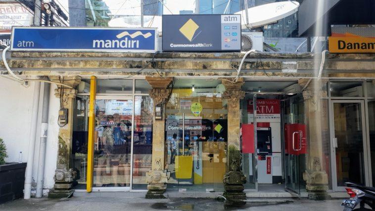 ATMs at Bintang Supermarket - Bali Holiday Secrets