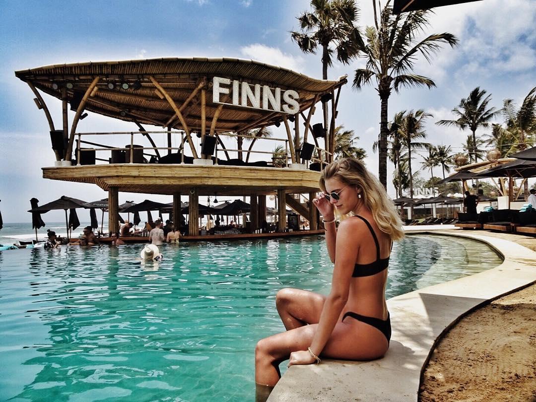 Finns Beach Club, Canguu - Bali Holiday Secrets