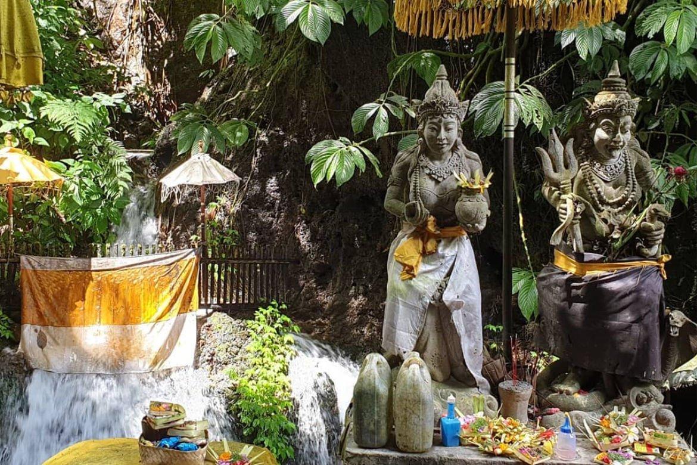 Holy Water Sebatu Temple - Best Temples in Bali