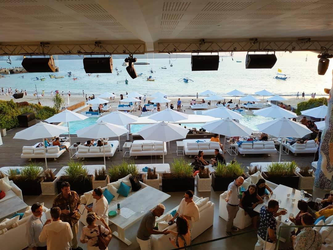 Ibiza Beach Club - Bali Holiday Secrets