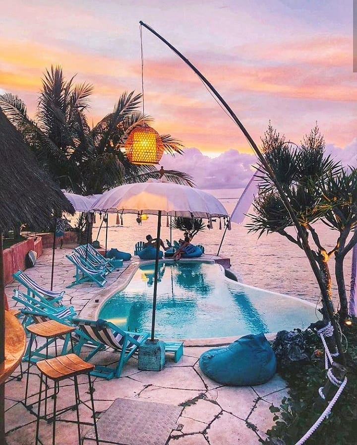 Le Pirate Beach Club - Bali Holiday Secrets