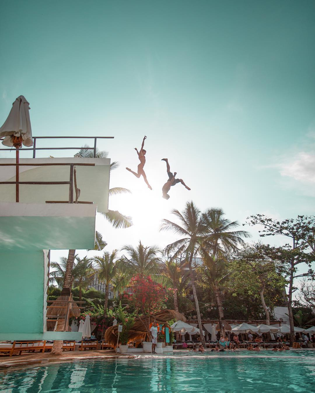 Diving Board, Mrs Sippy - Bali Holiday Secrets