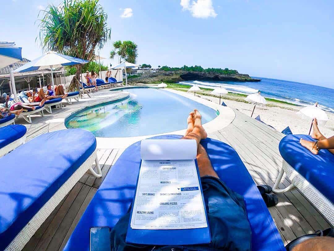 Sandy Bay Beach Club - Bali Holiday Secrets