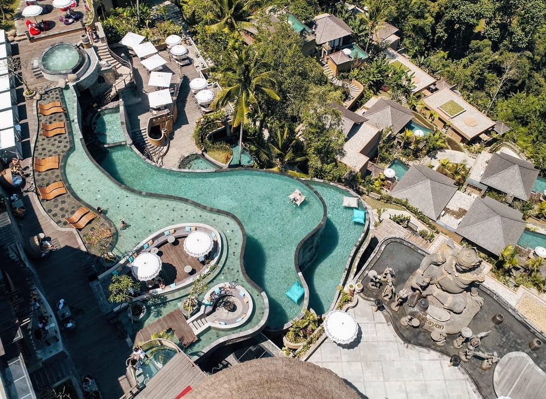 Wanna Jungle Pool - Bali Holiday Secrets