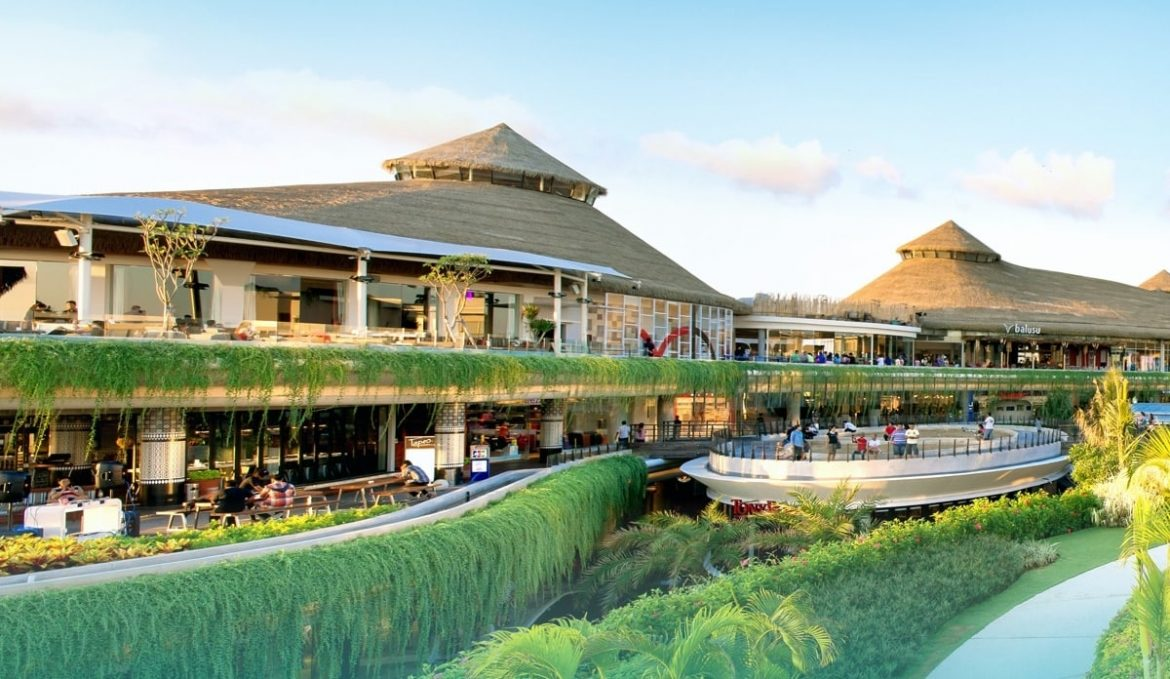 Beachwalk Shopping Mall - Bali Holiday Secrets