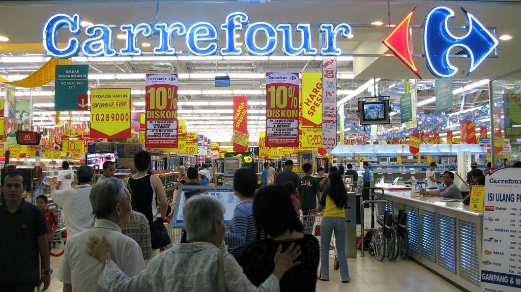 Carrefour Shopping Plaza - Bali Holiday Secrets