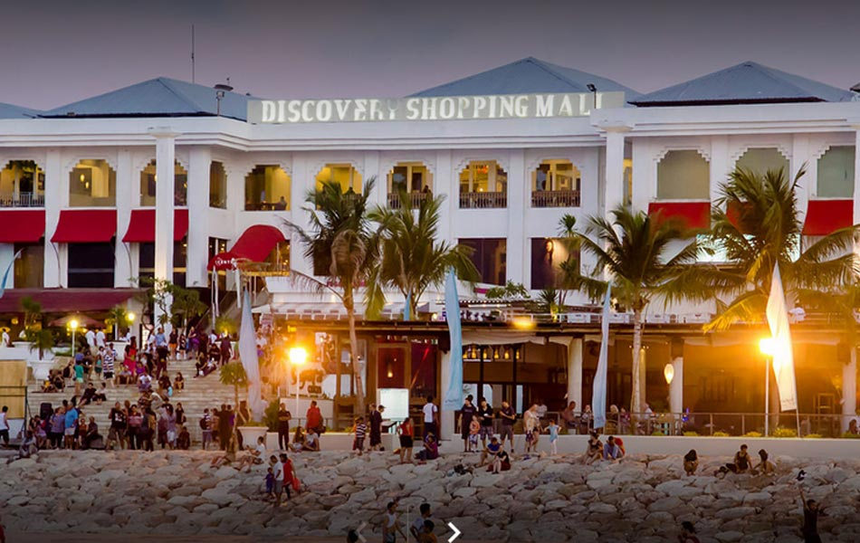 Discovery Mall - Bali Holiday Secrets
