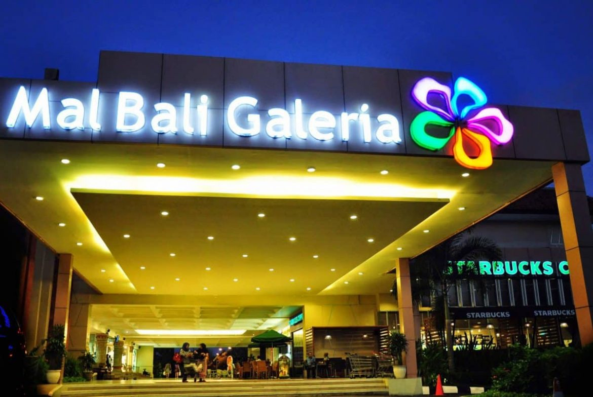 Mall Galeria - Bali Holiday Secrets
