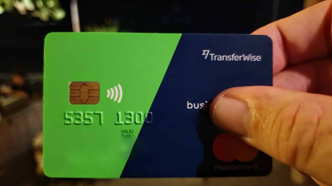 transferwise debit card bali holiday secrets