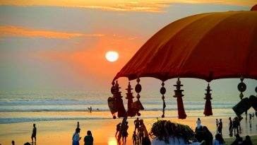 Sunset in Seminyak - Bali Holiday Secrets
