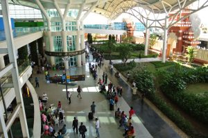 Bali Airport - Arriving at Denpasar Airport