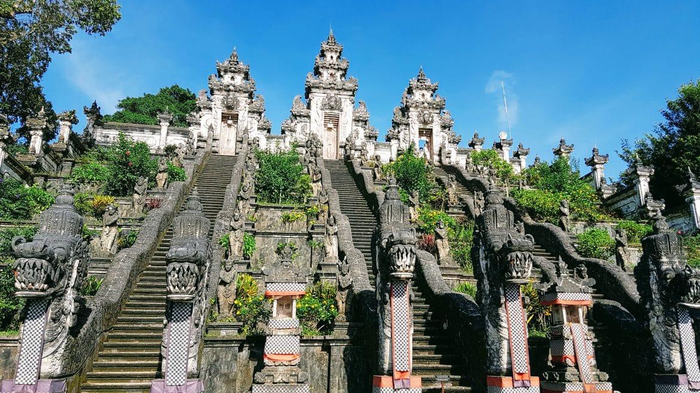 Lempuyang Temple Steps - Bali Holiday Secrets