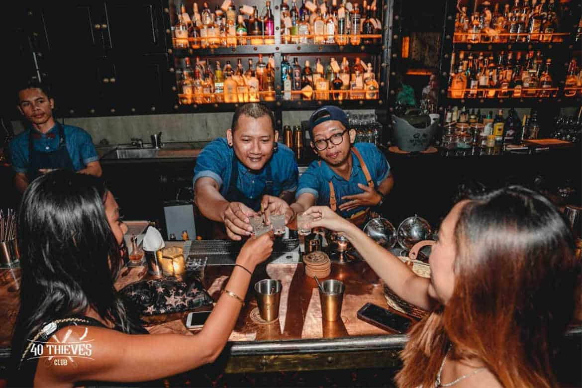 40 Thieves - Restaurants, Cafes and Bars in Seminyak