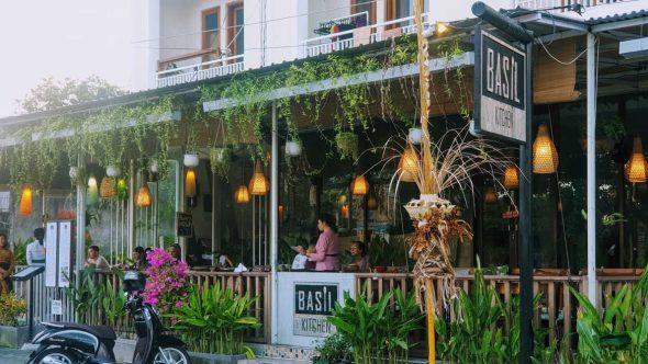 Basil Kitchen - Restaurants, Cafes and Bars in Seminyak - Bali Holiday Secrets