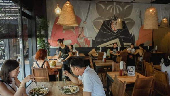 KZU Wabi Sabi - Restaurants, Cafes and Bars in Seminyak - Bali Holiday Secrets