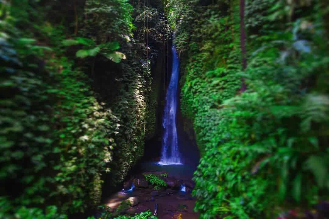 Leke Leke Waterfall - Bali Holiday Secrets