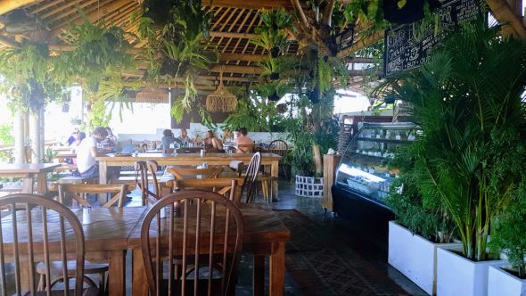 Shelter - Restaurants, Cafes and Bars in Seminyak