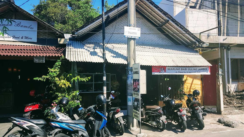 Warung Babi Guling Jambul - Seminyak Restaurants, Cafes & Bars - Bali Holiday Secrets