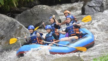 White Water Rafting Ubud Tour