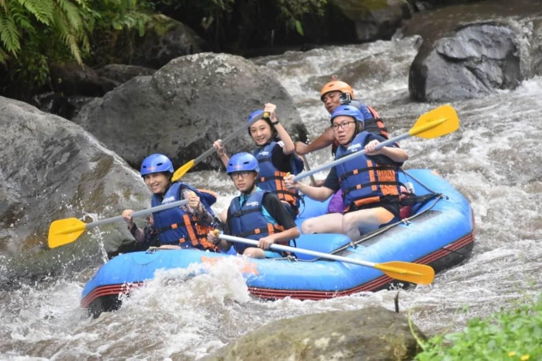 White Water Rafting Ubud Tour